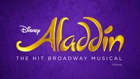 Aladdin – RGTV - Now playing at the New Amsterdam Theatre.