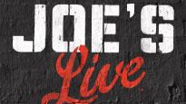 Joe's Live Rosemont - Chicagoland's newest concert venue also has free parking!