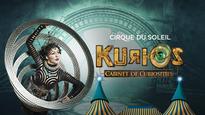 KURIOS - <em>Cirque du Soleil</em> turns your world upside down inKURIOS