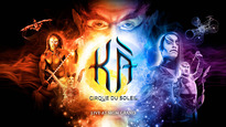 KÀ™ – Las Vegas Entertainment Guide - The gravity-defying production by Cirque du Soleil®