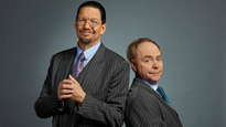 Penn & Teller – Las Vegas Entertainment Guide - Experience an outrageous blend of magic and comedy.