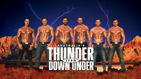 Thunder Down Under – Las Vegas Entertainment Guide - Australia's HOTTEST export hits the stage nightly.