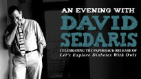 Comedy Guide – David Sedaris Tickets - Autobiographical humorist with an extensive essay collection
