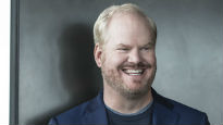 Comedy Guide – Jim Gaffigan Tickets - Expresses his love for food & family on the Noble Ape Tour