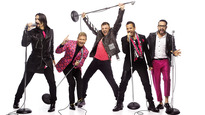 Backstreet Boys – ACM2017 - Performer