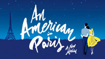 An American in Paris (Touring) - The stunning, Tony Award-winning Broadway hit.