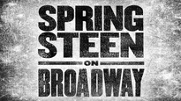 Springsteen on Broadway – Popular Shows - Now extended through December!