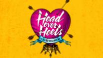 Head Over Heels Broadway - Hudson Theatre