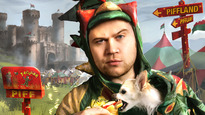 Piff the Magic Dragon – Las Vegas Entertainment Guide - Catch the season 10 star of America's Got Talent.