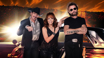 Reba Brooks & Dunn – Las Vegas Entertainment Guide - Reba, Kix Brooks and Ronnie Dunn join forces for a one-of-a-kind Country music residency.