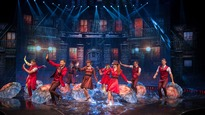 WOW – The Vegas Spectacular – Las Vegas Entertainment Guide - Experience a world of water, wonder and fantasy.