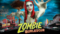 Zombie Burlesque – Las Vegas Entertainment Guide - Travel back in time to Las Vegas during the Atomic Era, circa 1958.