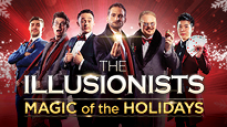 The Illusionists — Magic of the Holidays - Neil Simon Theatre