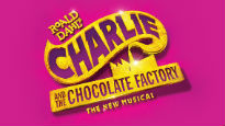 Charlie and the Chocolate Factory -  The golden ticket that is touring the imagi-nation!